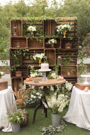 17 Best Ideas About Outdoor Wedding Backdrops On Emasscraft Org
