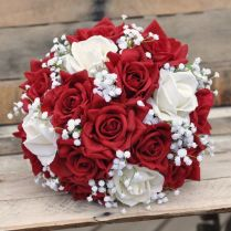 17 Best Ideas About Red Wedding Bouquets On Emasscraft Org