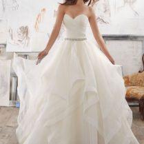 17 Best Ideas About Ruffle Wedding Dresses On Emasscraft Org
