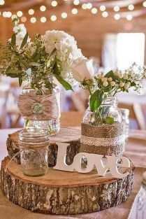 17 Best Ideas About Rustic Wedding Decorations On Emasscraft Org