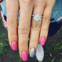 17 Best Ideas About Teardrop Engagement Rings On Emasscraft Org