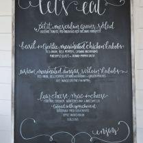 17 Best Ideas About Wedding Menu Chalkboard On Emasscraft Org