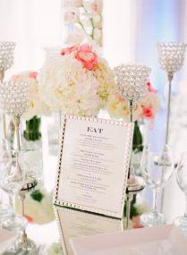 17 Best Ideas About Wedding Menu Display On Emasscraft Org