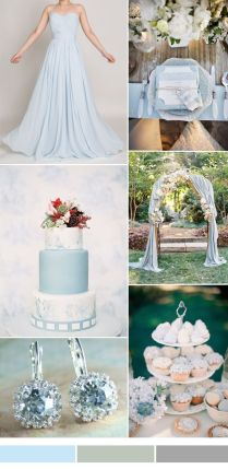 17 Best Images About Dusty Blue Weddings On Emasscraft Org