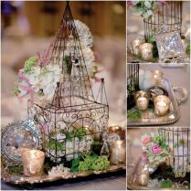 17 Best Images About Vintage Wedding Decor Ideas On Emasscraft Org