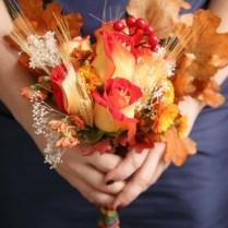 24 Stunning Fall Wedding Bouquets → 👰 Wedding