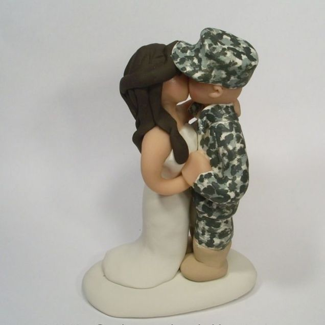 25 Best Ideas About Army Wedding Cakes On Emasscraft Org