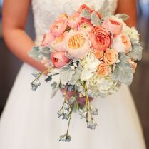 25 Best Ideas About Coral Wedding Bouquets On Emasscraft Org