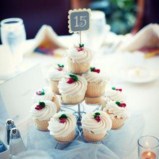 25 Best Ideas About Cupcake Wedding Centerpieces On Emasscraft Org