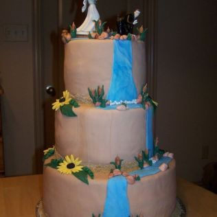 25 Best Ideas About Fishing Wedding Cakes On Emasscraft Org