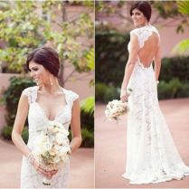 25 Best Ideas About Keyhole Wedding Dresses On Emasscraft Org