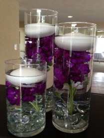25 Best Ideas About Purple Wedding Centerpieces On Emasscraft Org