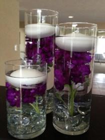 25 Best Ideas About Purple Wedding Centerpieces On Emasscraft Org