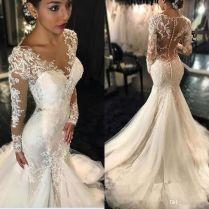 25 Best Sheer Wedding Dress Trending Ideas On Emasscraft Org