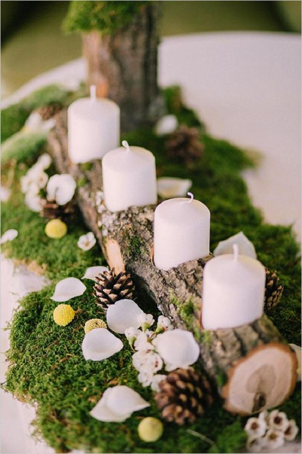 Woodland themed wedding decorations junglespirit Choice Image