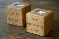 5 Wedding Anniversary Gift Ideas