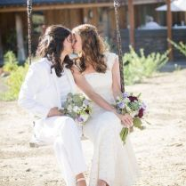 814 Best Images About Lesbian Weddings On Emasscraft Org