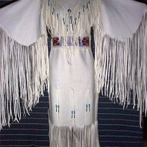Aboriginal Traditional Wedding Dresses