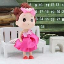 Aliexpress Com Buy 12pcs Pack Super Lovely Mini Dolls Creative