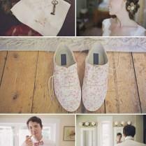 Amanda Liam's Treehouse Point Real Wedding