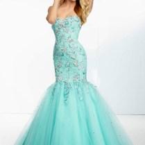 Aqua Bridesmaid Wedding Dresses