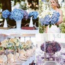 Beautiful Wedding Flowers Ideas Of Hydrangeas As Wedding Flowers