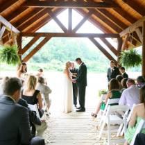 Cabin Or Outdoor Weddings