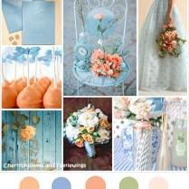 Color Series 2 Peach Powder Blue