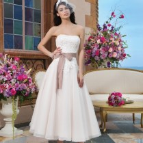 Curvy Women Wedding Dress