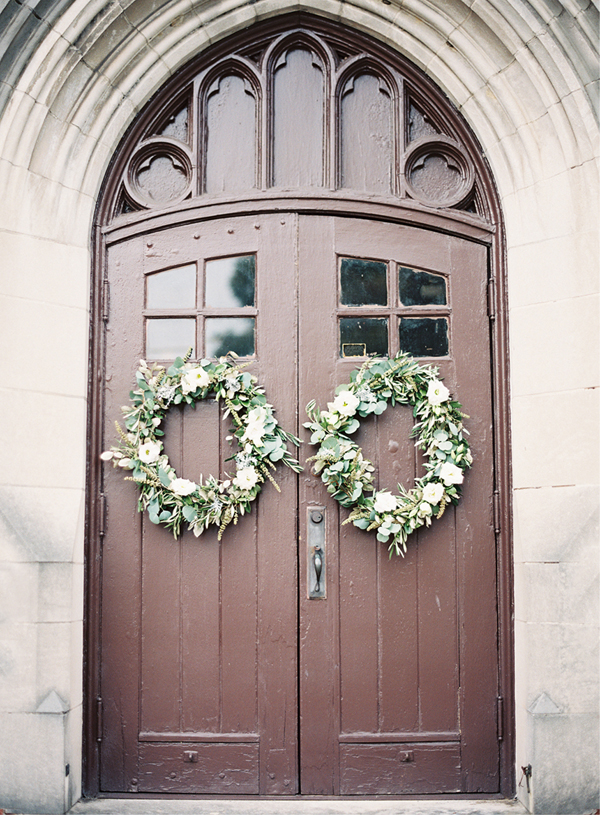 Diy Wedding Ceremonies Wreath