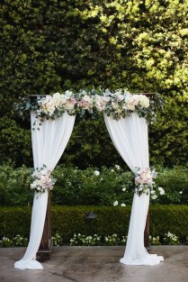 Elegant Wedding Arch Decorations Ideas