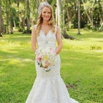 Facebook It Enzoani Wedding Dress Lace Mermaid Full Of Southern
