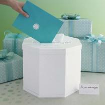 Gift Card Box By Martha Stewart Wedding Favours