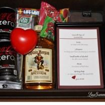 Groom Wedding Survival Kit