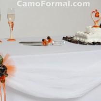 Image Source Unknown Tiered Rustic Wedding Cupcakes Camo Camo