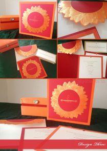 Indian Wedding Invitation Cards Trendy Design Ideas