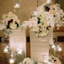 January Wedding Ceremony Ideas, January Wedding Floral Design, New