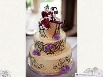 Joker And Harley Quinn Cake
