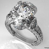 Large Wedding Rings
