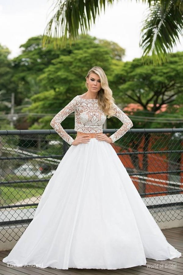 Lucas Anderi 2015 Wedding Dresses