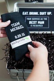 Mens Wedding Party Socks Groom Groomsmen Socks Funny