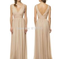 Online Buy Wholesale Tan Color Dresses From China Tan Color