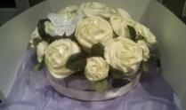 Party Cupcake Centerpiece