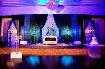 Peacock Theme Indian Wedding Ideas