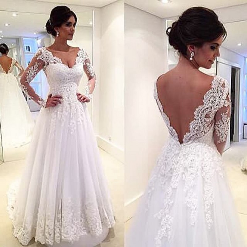 Mature Wedding Gowns