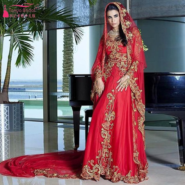 Popular Moroccan Wedding Dresses