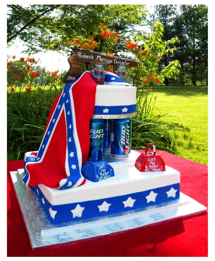 Redneck Wedding Decoration Ideas