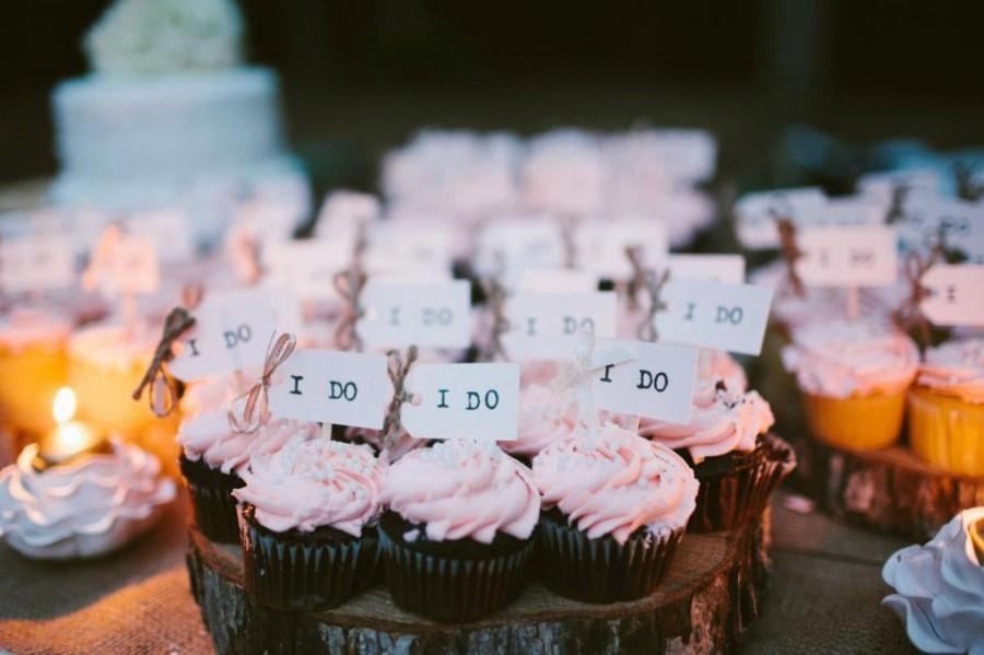 Cupcake Centerpieces Wedding