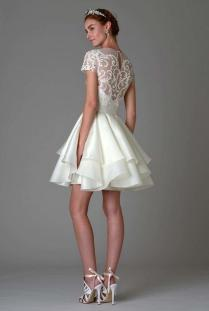 Short Wedding Dresses For The Modern Bride
