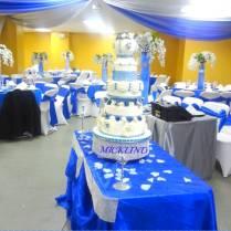 Similiar Blue And White Wedding Reception Ideas Keywords